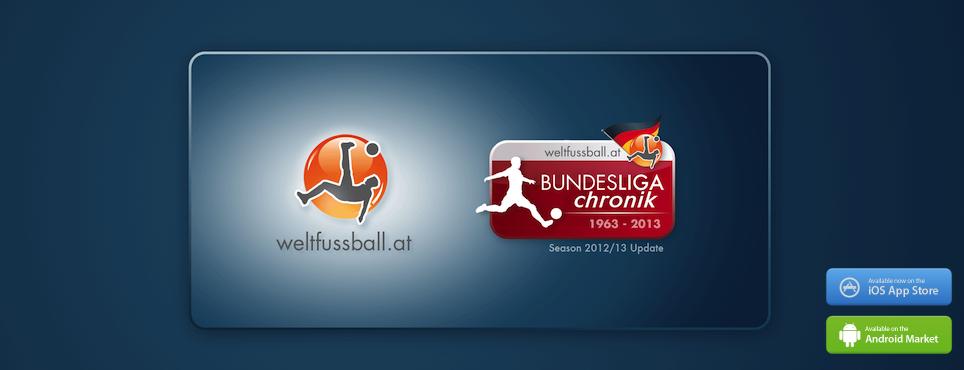 Weltfussball Bundesliga Chroniken
